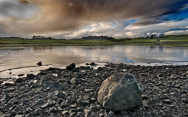 Stone, Ice & Sky. by Richardtyrrelllandscapes
