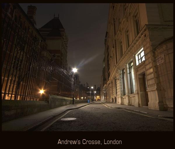 Andrews Crosse by Strobe