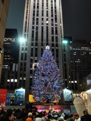 Rockefeller center by WaltP