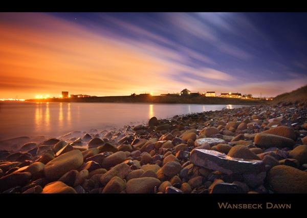 Wansbeck Dawn by Dave_Henderson