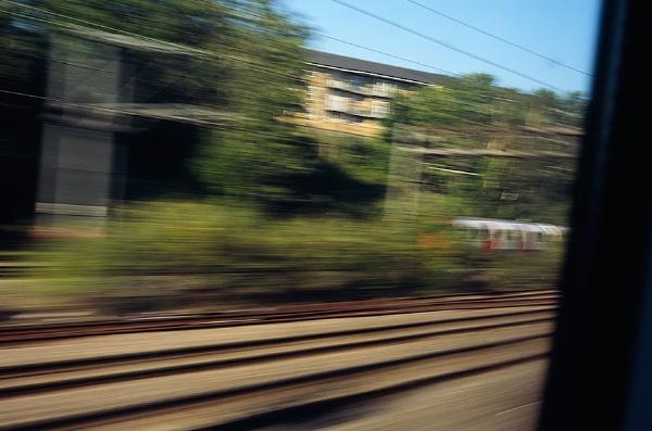 Speeding Along by mlewis