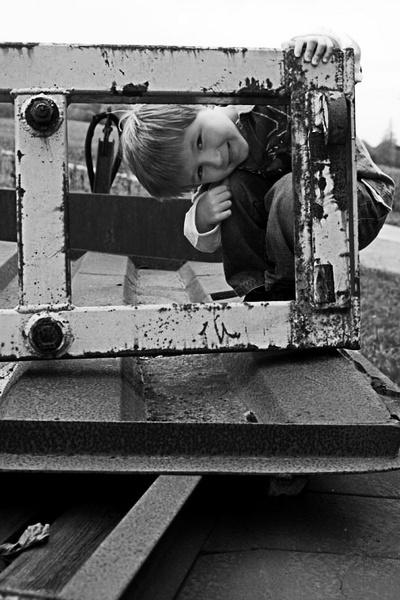Framed Boy by shellby