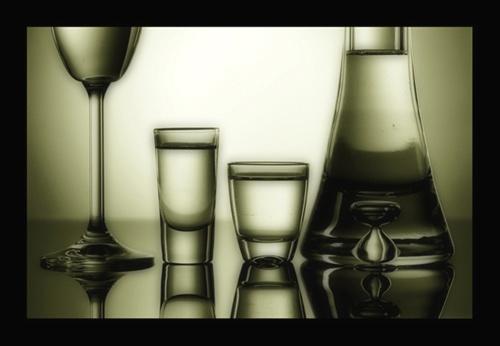 glassware by PeeCee