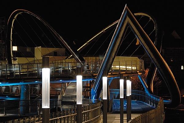 Port Bridge by Museman