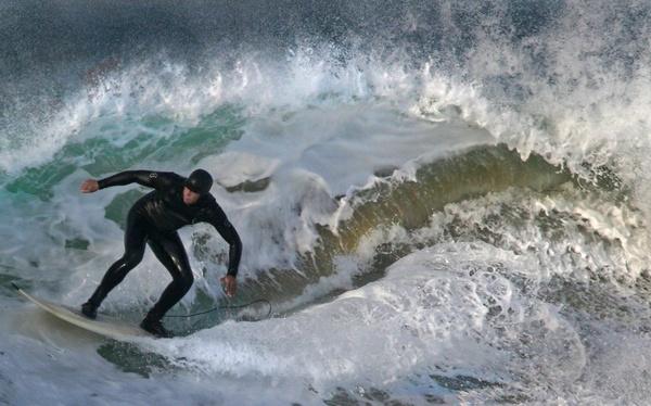 Eye of the surfer by jonny250