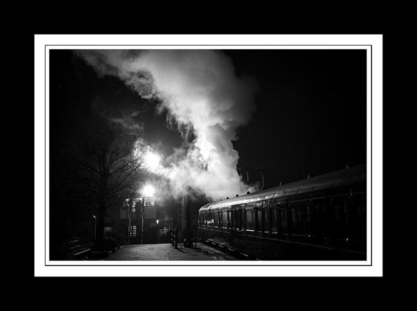 Last Train... by stevemc