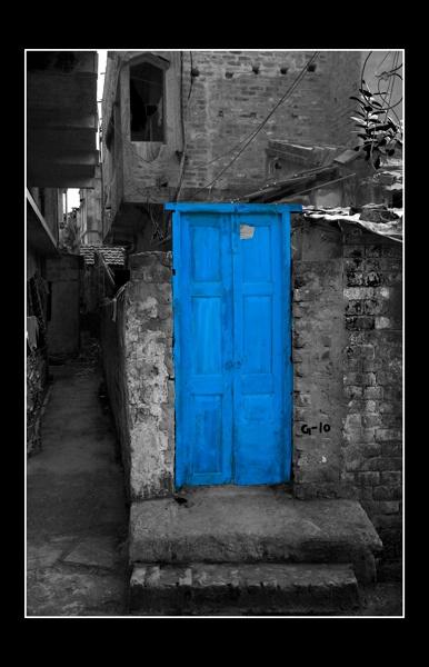 The Gate by monoman