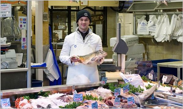AstonÂ's fish stall by Steven_Tyrer