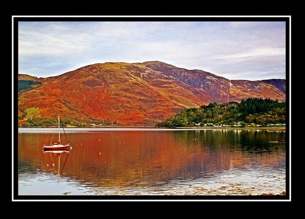 Loch-levan by brianjw
