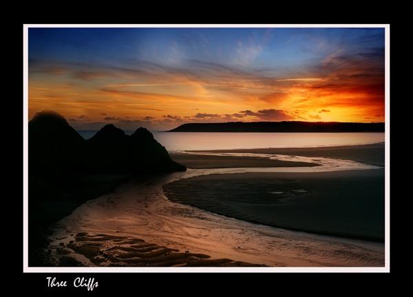 Three cliff by brianjw