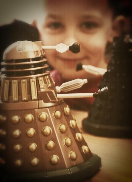 Exterminate by davidturner