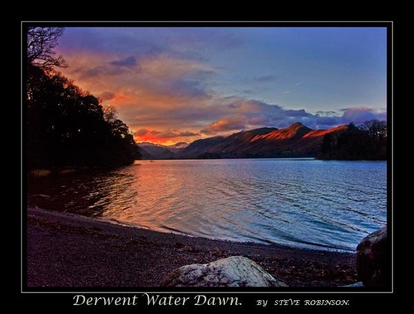 DERWENT DAWN by steve_r