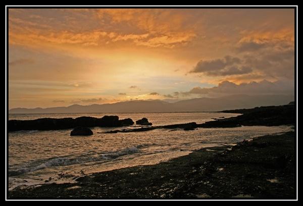 Penmon Sunrise by MarkBroughton