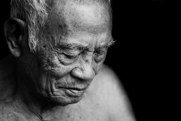 Faces of Laos by funkeldink