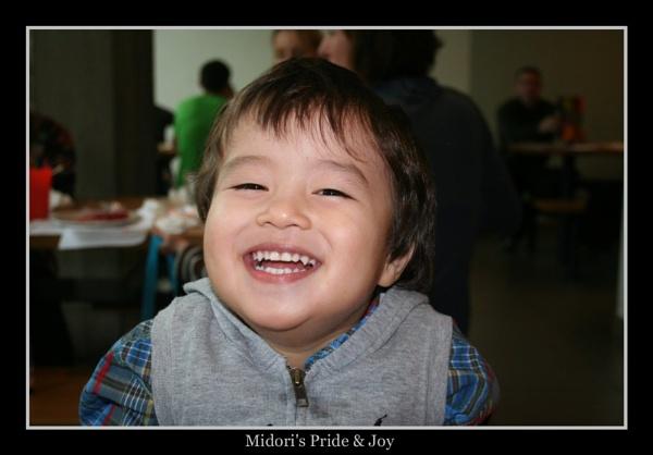 Midori\'s pride & joy by SirEatAlot