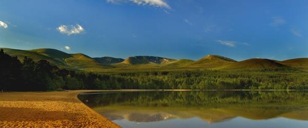 SUMMER SANDS LOCH MORLICH by JASPERIMAGE