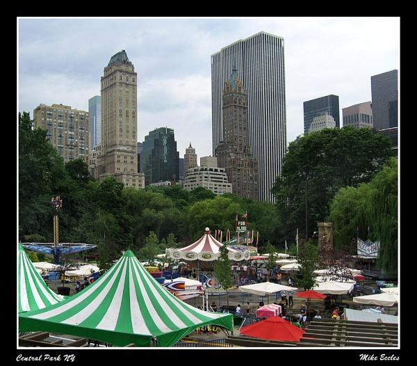 Central Park NY by oldgreyheron