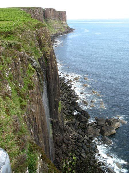Kilt Rock Falls Skye by John45