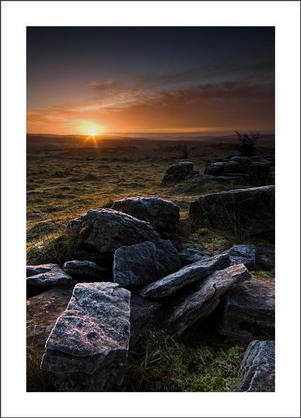 Sunrise over Ystradfellte by Rob_Taylor