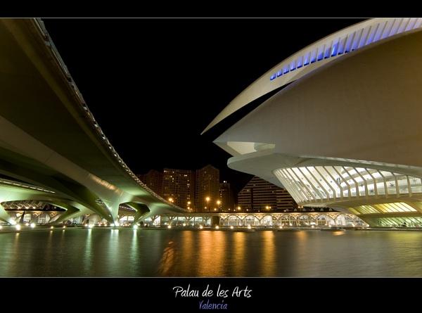 Palau de les Arts by answersonapostcard