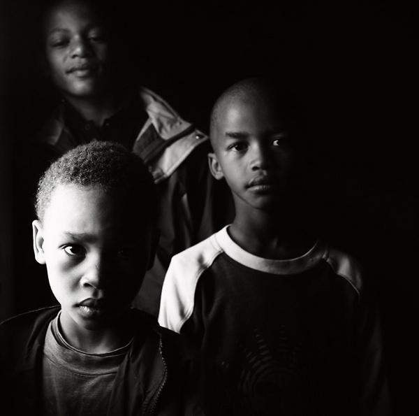 Portrait Of Three by sugarbird