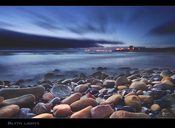 Blyth Lights by Dave_Henderson