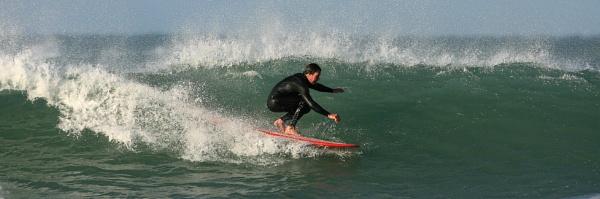 longboarding it by ZenTog