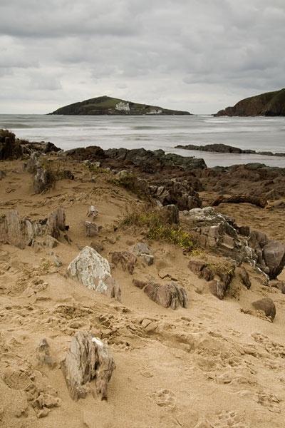Burgh Island by vickyh
