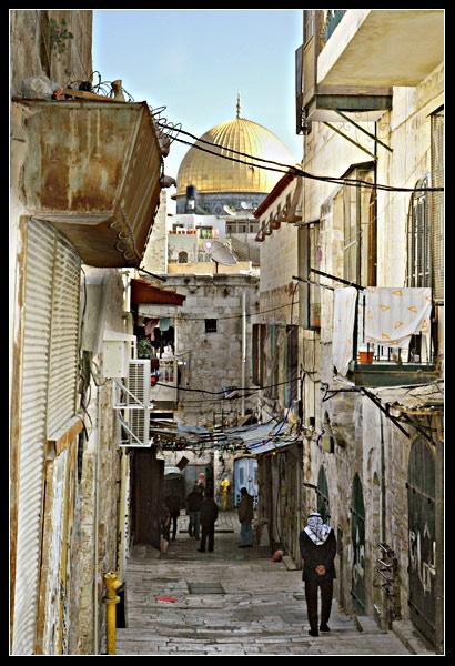 Jerusalem by Taran