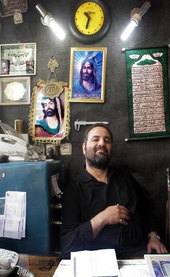 Wealthy Haji Bazzar by kombizz
