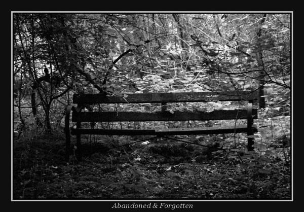 Abandoned & Forgotten by SirEatAlot