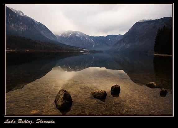 Lake Bohinj by Terry_R