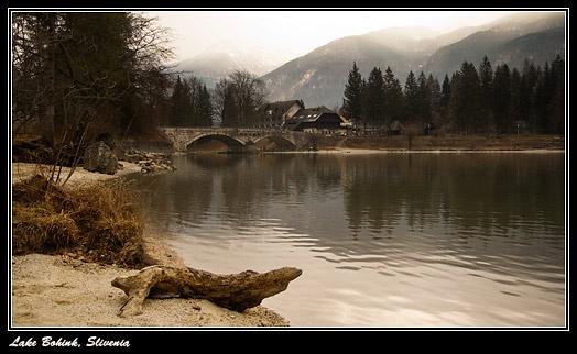 Lake Bohinj, Slovenia by Terry_R