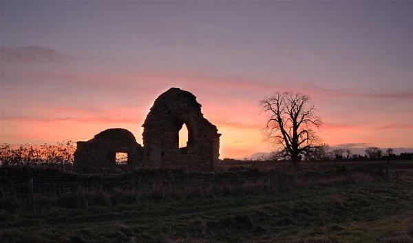 Church Ruin 2 by baldsparky