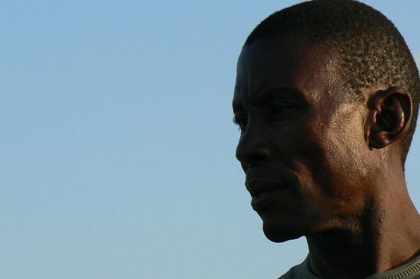 Old Man Africa by Hughmondo