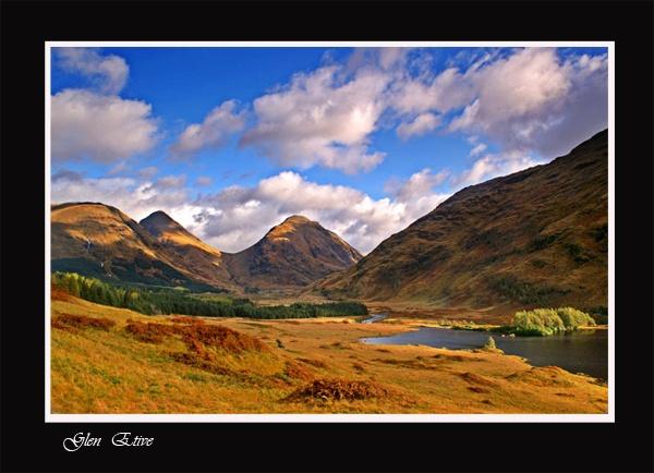 Glen Etive by brianjw