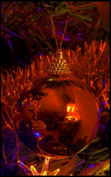 Christmas Ball by Fisher2