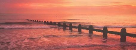 Burning sunset by aidanmayne