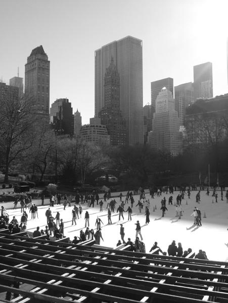 Central Park by StephenRooney78
