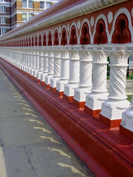 Blackfriars Bridge London by Blondieee