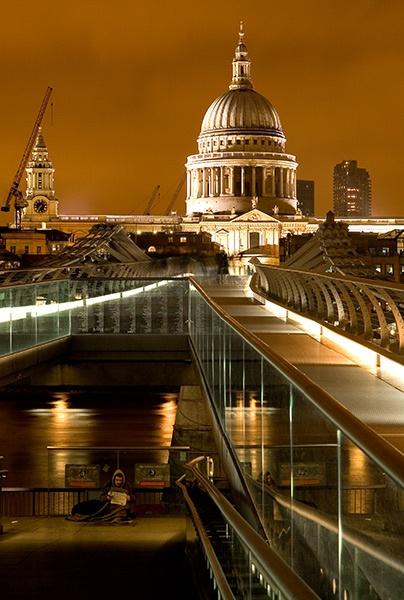 Streets of London - Millenium (v2) by ewanshears