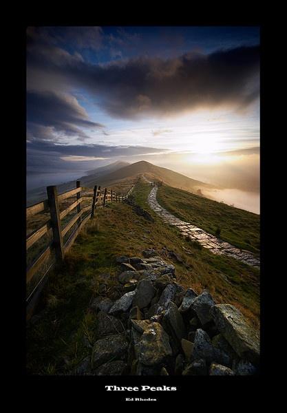 Three Peaks by edrhodes