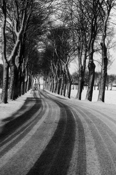 polish road by bigbrum