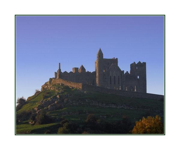Rock of Cashel by Callanan