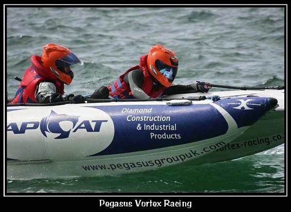 Pegasus Vortex Racing by sidaorb