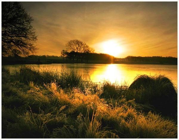 Tatton Dawn by simonjr