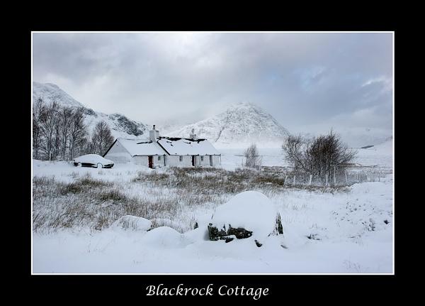 Blackrock Cottage by trekpete