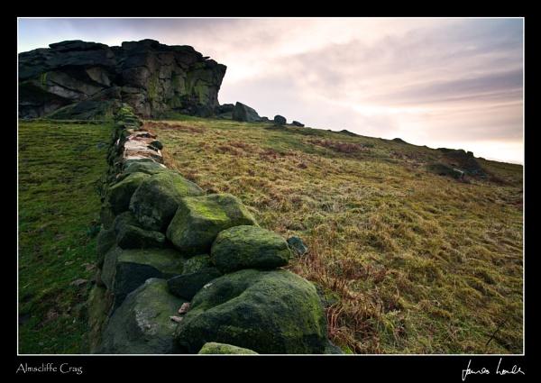 Armscliffe Crag by jameslovell71