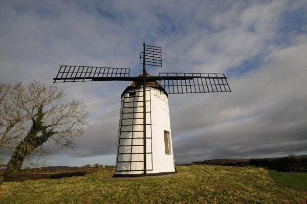 Ashton windmill by clur