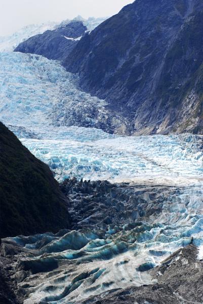 Franz Joseph Glacier by possumhead